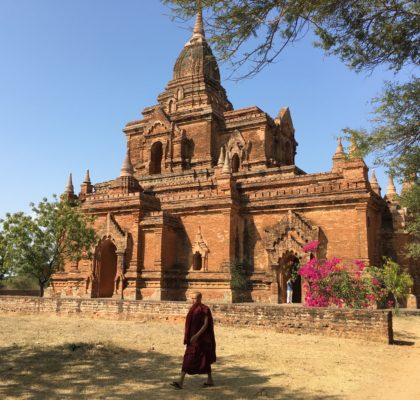 A Burma roadtrip során lélegzetelállító helyeket láttunk